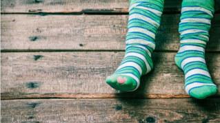How's old socks?