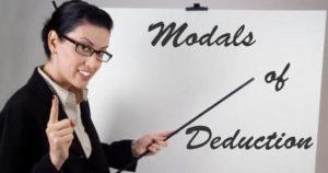 Модальные глаголы их использование