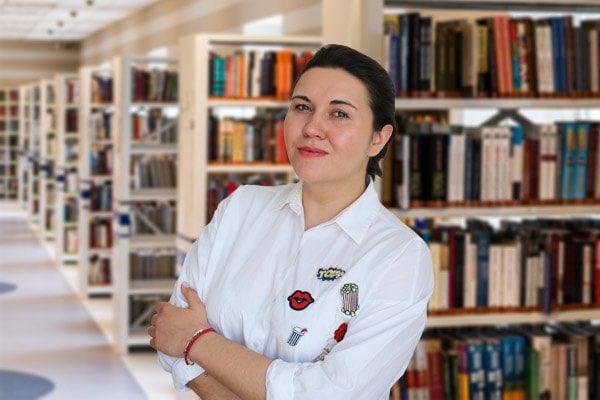 Наталия - преподаватель английского языка