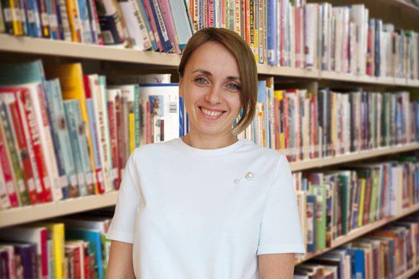 Инна - преподаватель немецкого языка