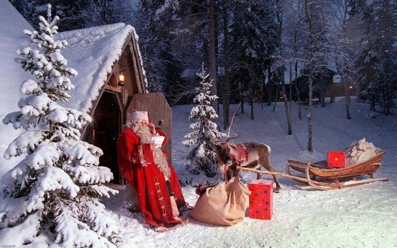 Дед Мороз принимает заявки на подарки!