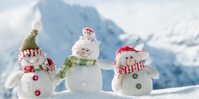 Лексика по теме «Зима» на английском