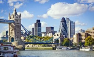 Лондон без смога и тумана