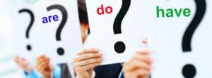 Вопросы в английском языке как правильно ставить
