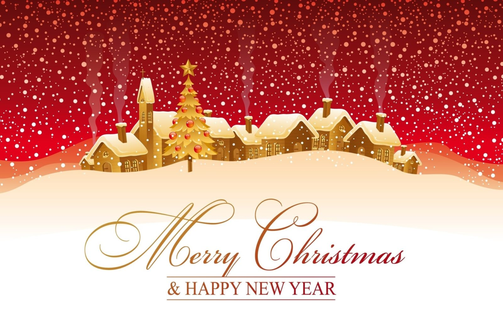 Merry Christmas And Happy New Year.Merry Christmas And Happy New Year To All People In The