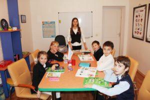 Курсы английского для школьников на позняках