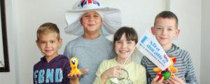Курсы английского для детей позняки