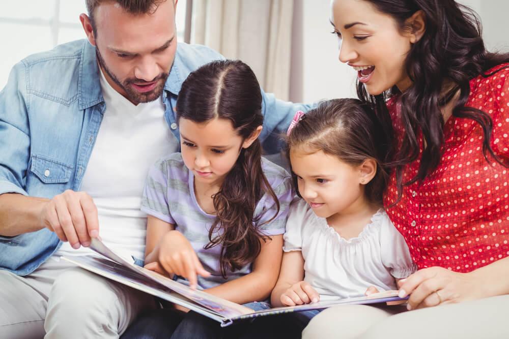 Учим иностранный язык всей семьей!