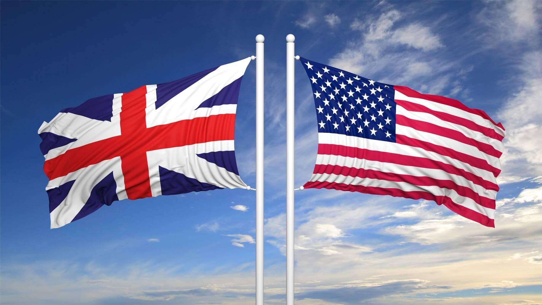 Почему американский и британский английский так отличаются? Вот вам 5 причин!