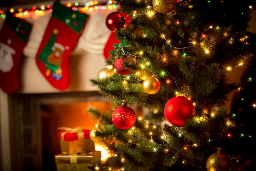 Английские рождественские слова и фразы