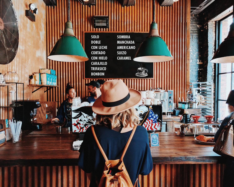 Как заказать кофе на английском. 6 универсальных фраз!