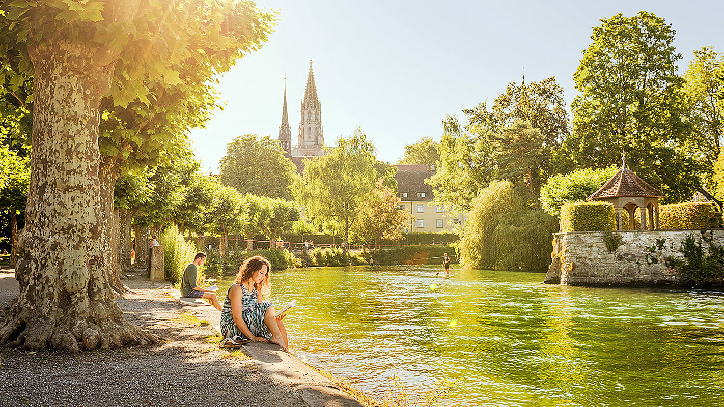 Изучение немецкого языка в Германии. Незабываемые каникулы на Боденском озере