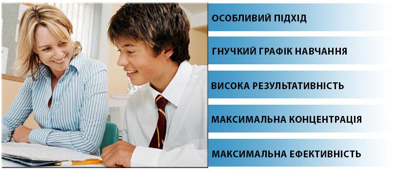 Індивідуальні курси англійської позняки
