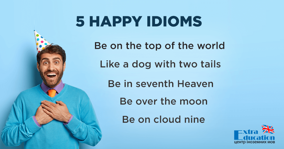 Ідіоми про щастя